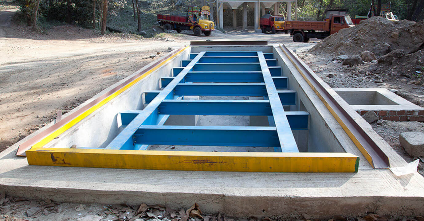 Concrete Weigh Bridge Ahmedabad