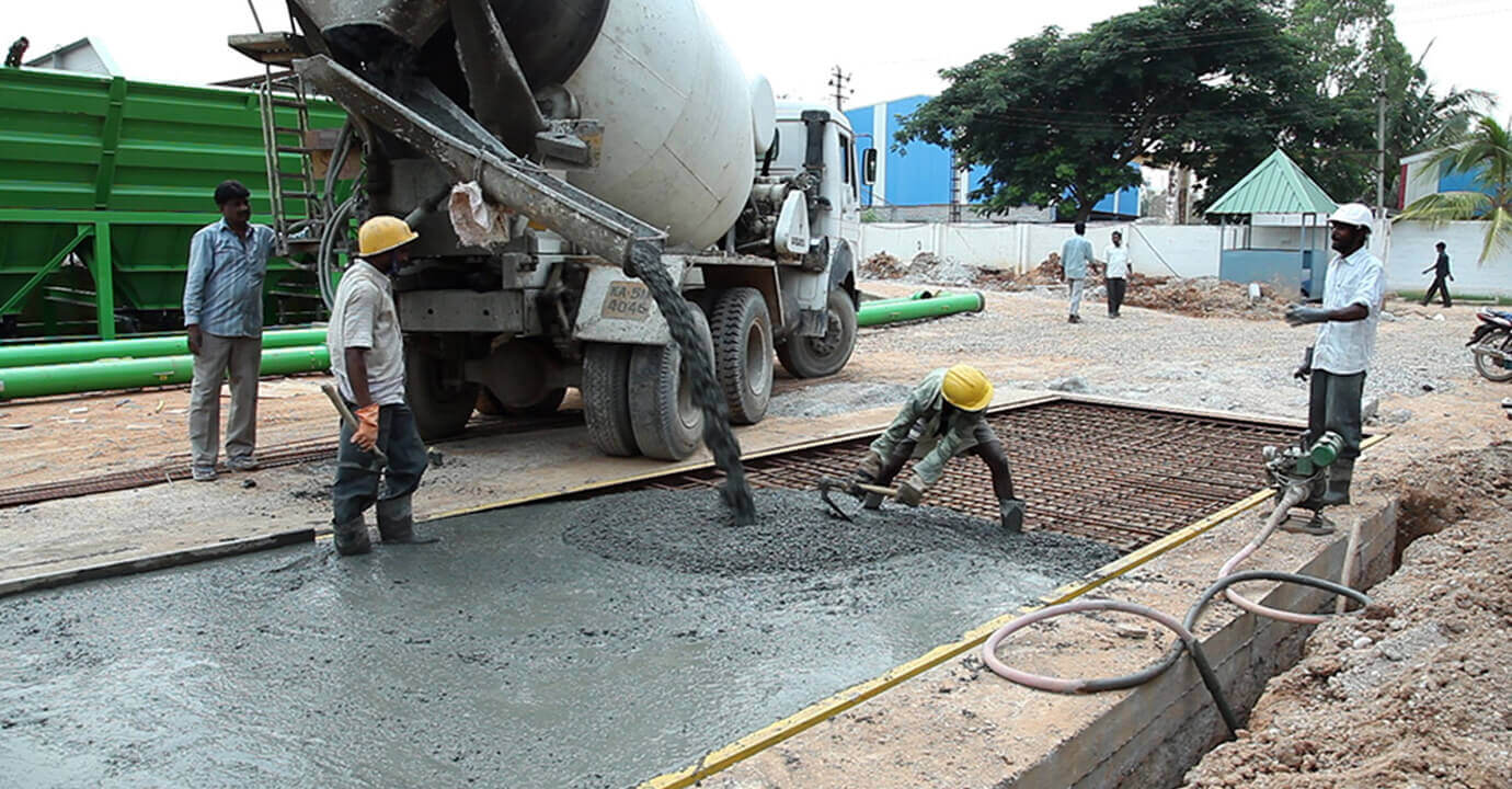 Concrete Weigh Bridge Pune