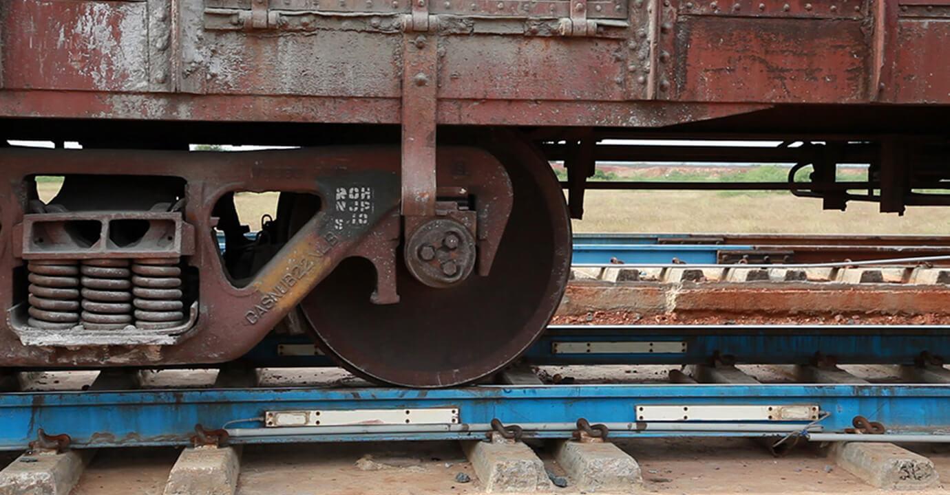In Motion Weigh Bridge | Rail Weigh in Motion