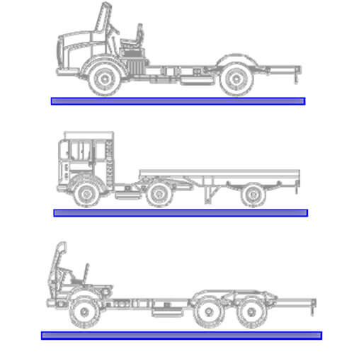 Concrete Weighbridge India
